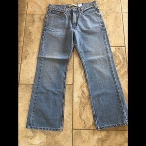 Men's Levi's Loose Boot Cut 567 Jeans